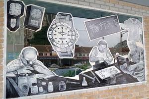 Winggarden Murals House
