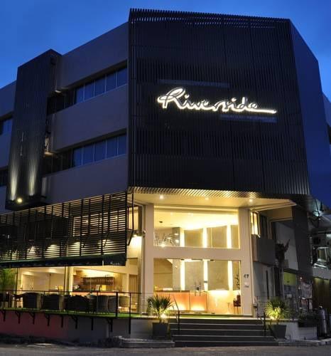 riverside boutique hotel