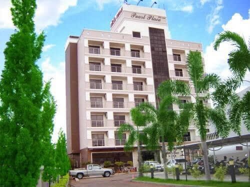 Pearl Place Hotel