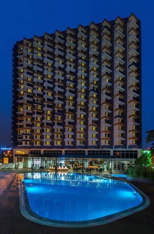 Oakwood Hotel and Residence