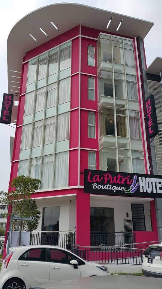 La Putri Boutique Hotel