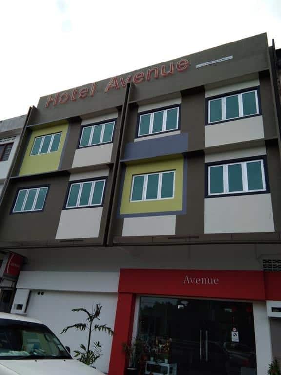hotel avenue main