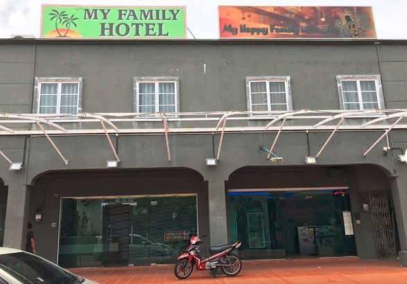 My family hotel