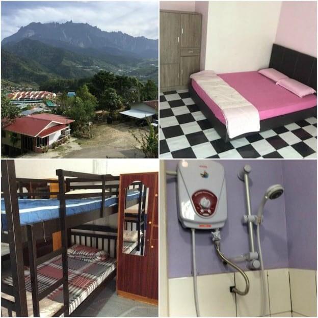 Kinabalu View Guesthouse