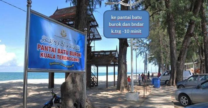 Chalet Kak Mah Homestay Terengganu