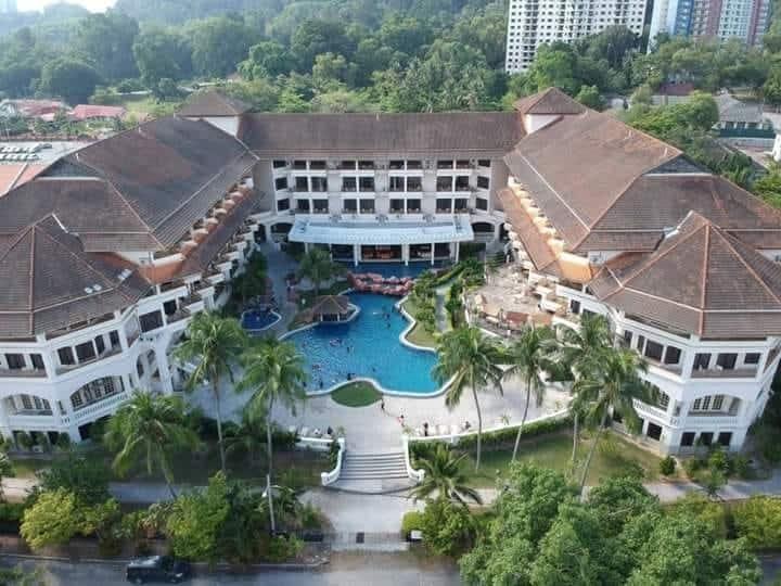 The Orient Star Resort