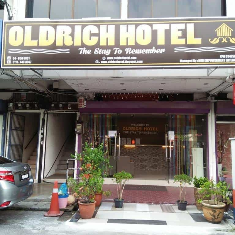 Oldrich hotel