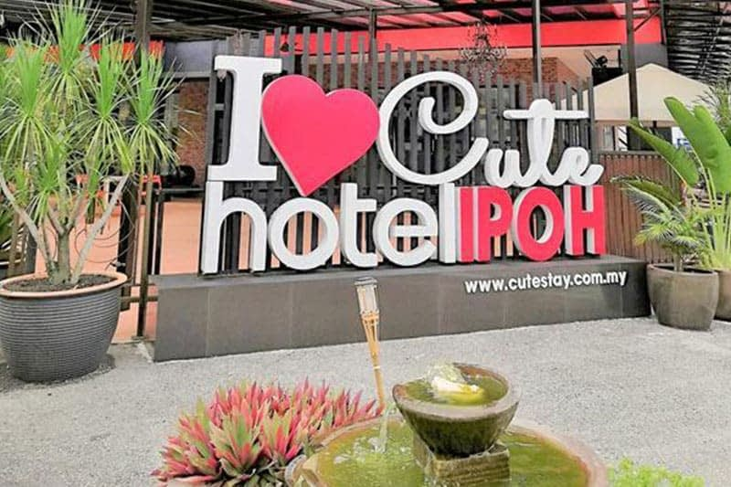 Cute Hotel & Dorms Ipoh