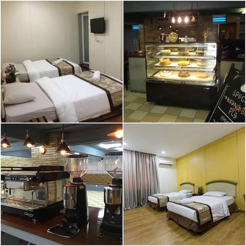 Sabrina Court Hotel Kota Bharu