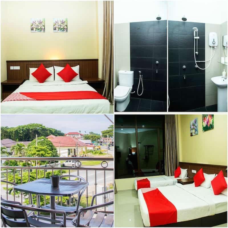 Hotel Tanjong Inn Kota Bharu - Collage