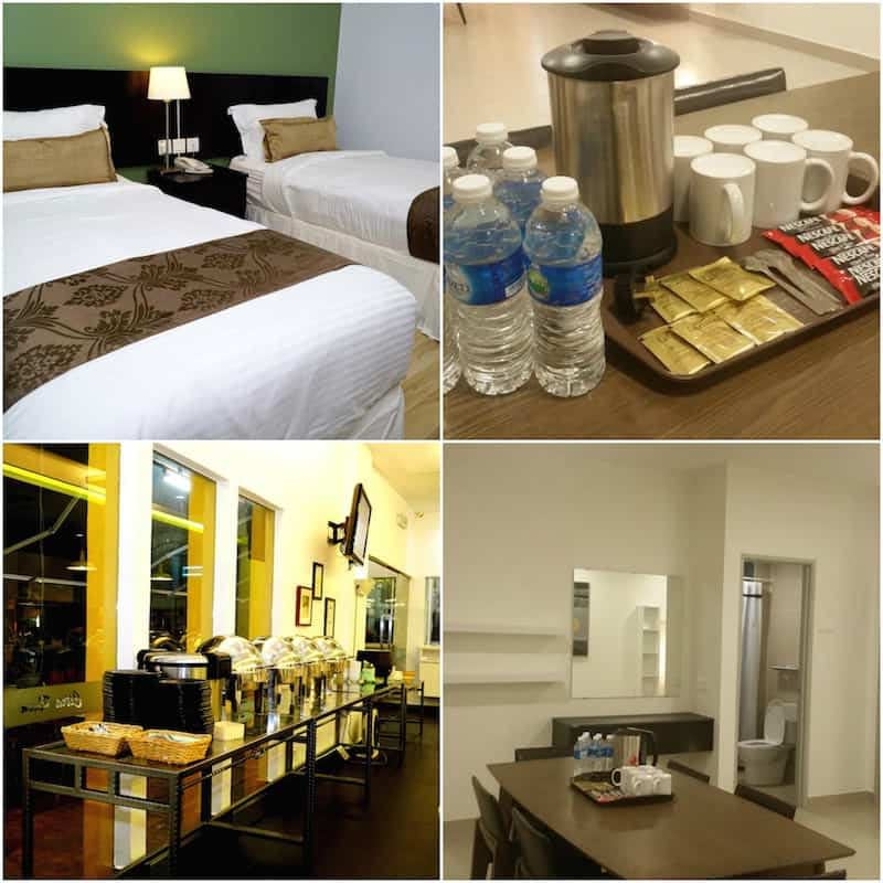 Alami Garden Hotel Shah Alam