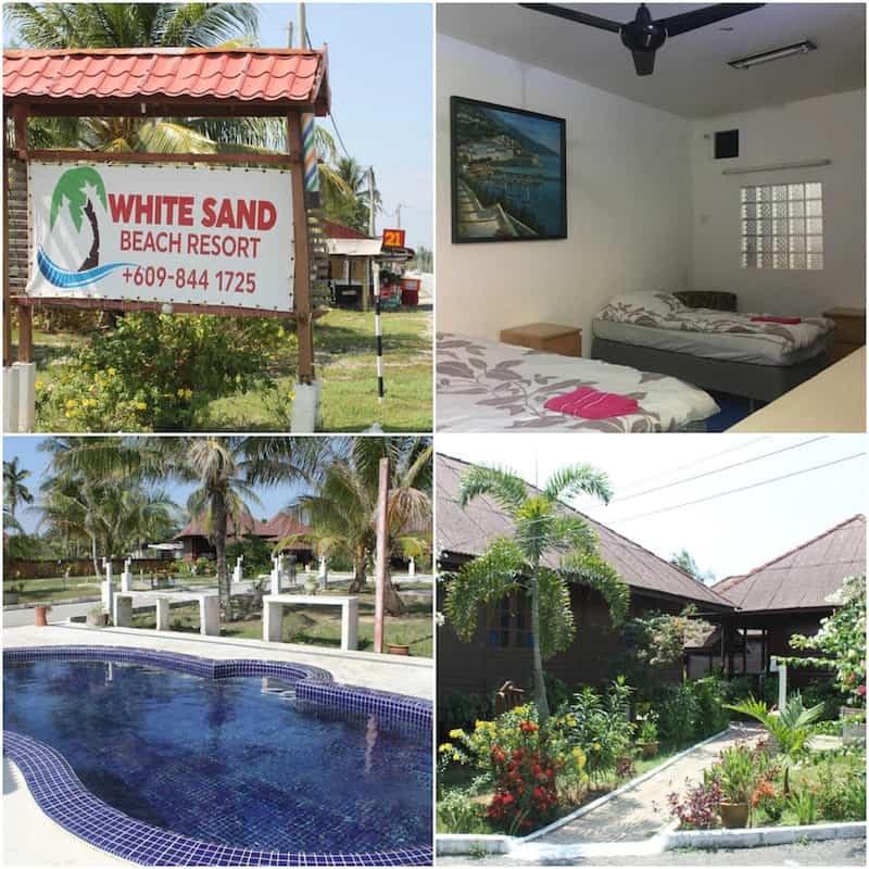 White Sand Beach Resort Terengganu