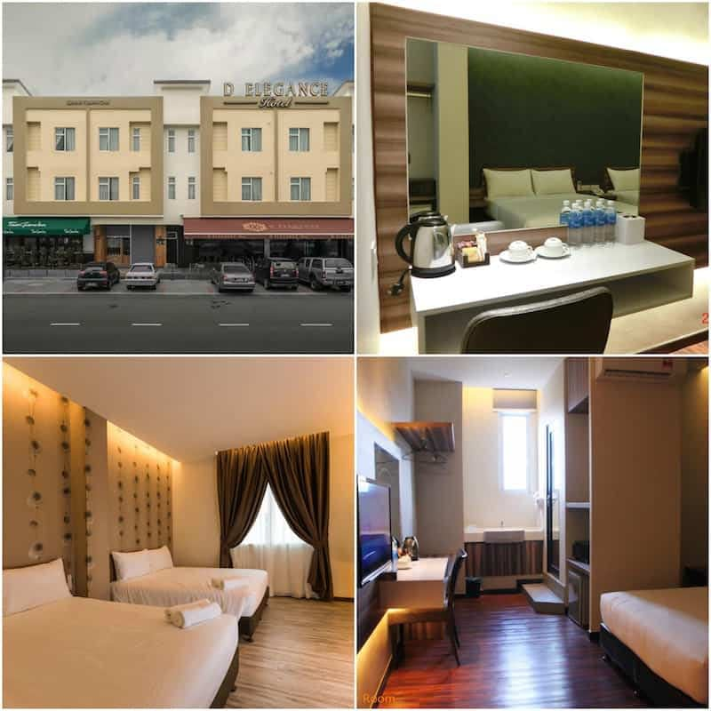 D Elegance Hotel Johor Bahru