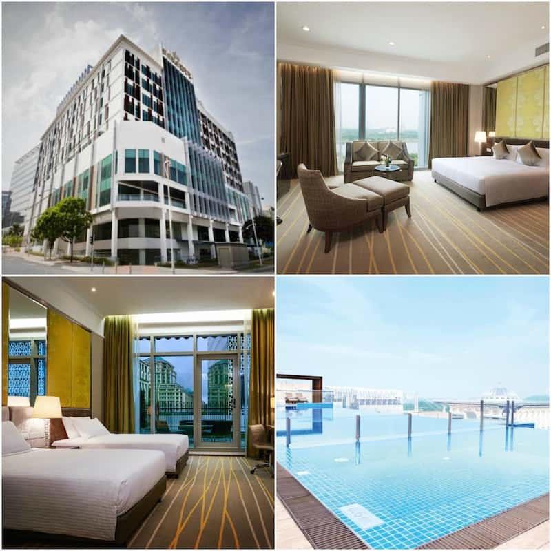 Hotel Dorsett Putrajaya