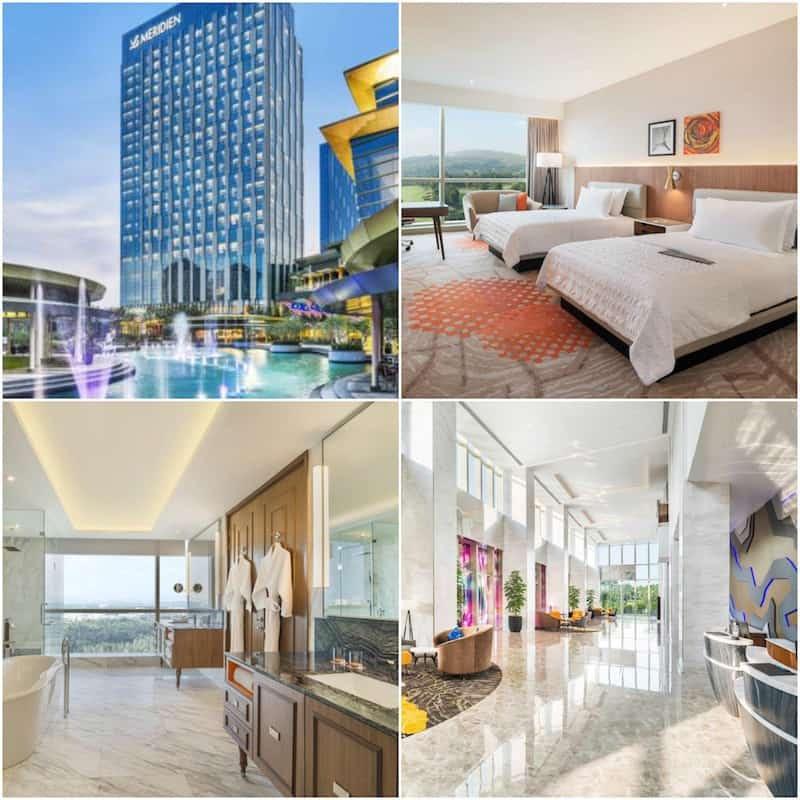 Hotel Le Meridien Putrajaya