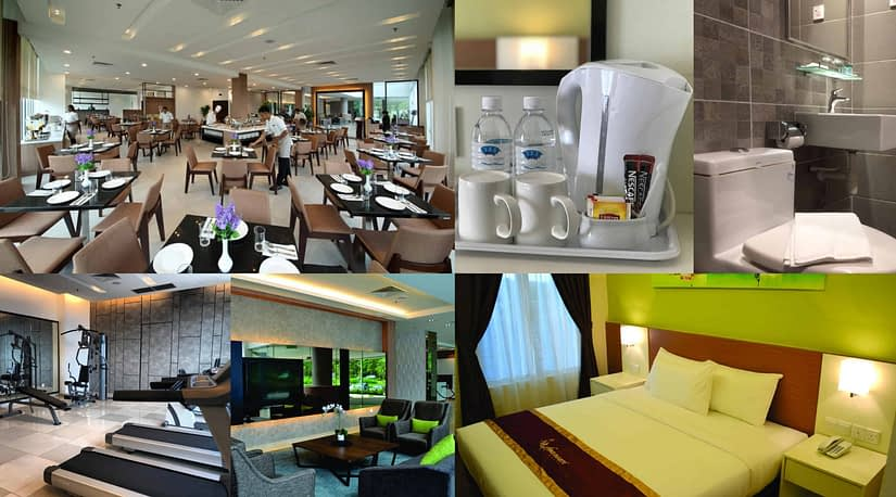 11 Hotel di Desaru yang Best dan Berbaloi. 4