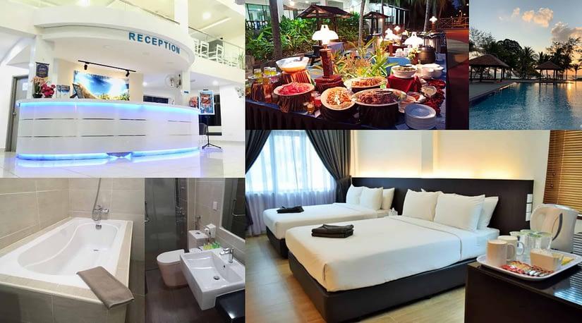 11 Hotel di Desaru yang Best dan Berbaloi. 2