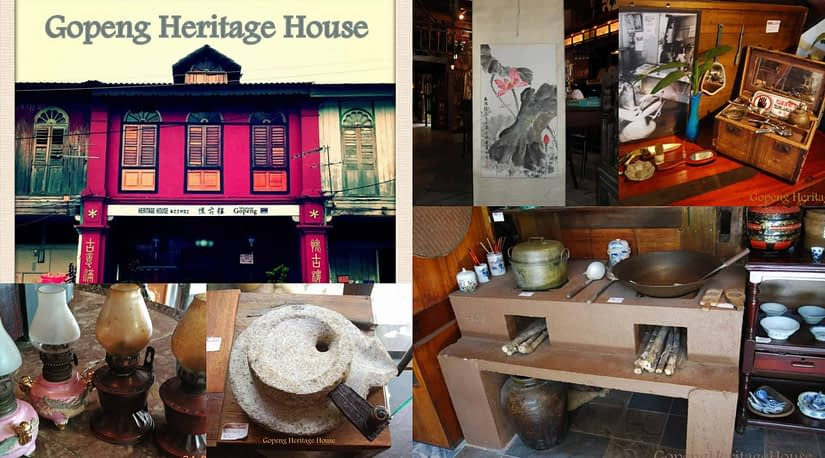 Gopeng Heritage House