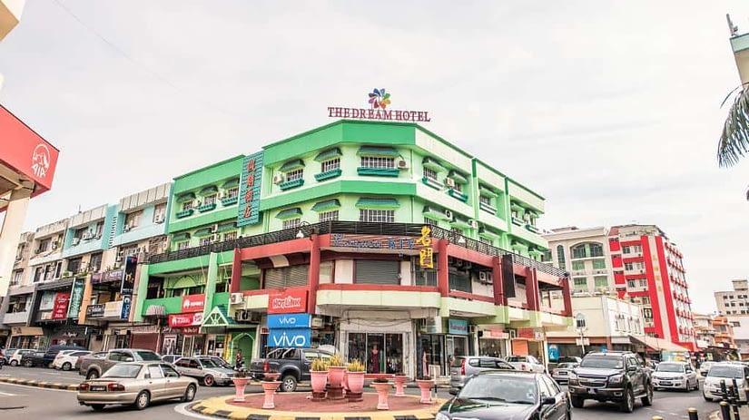 The Dream Hotel