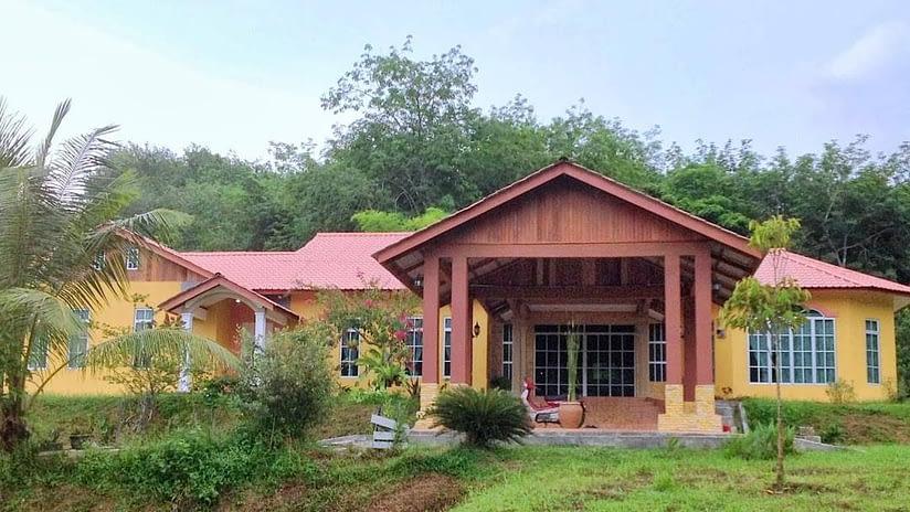 Kapal Terbang Guest House Langkawi