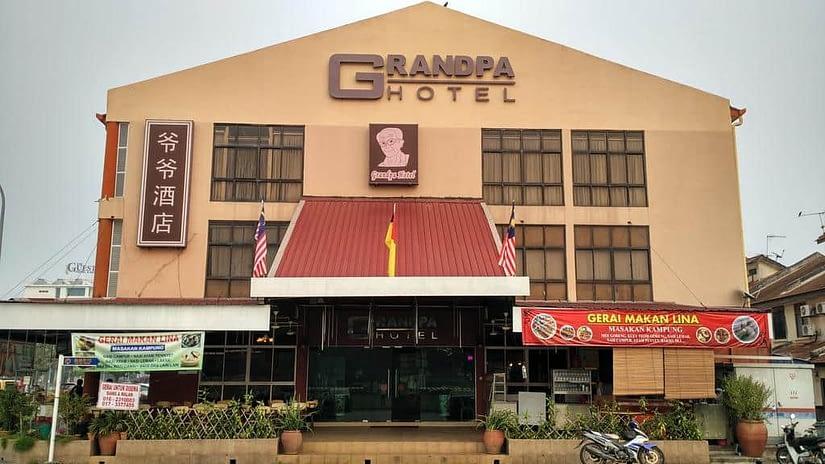 grandpa hotel