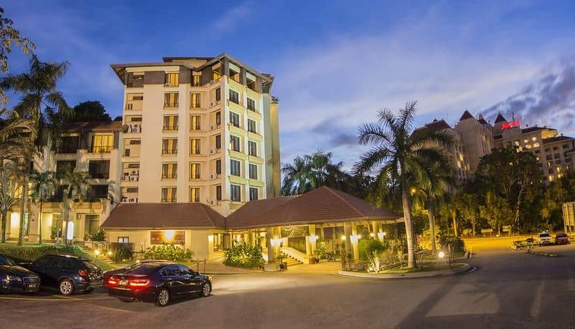 Hotel Palm Garden Putrajaya