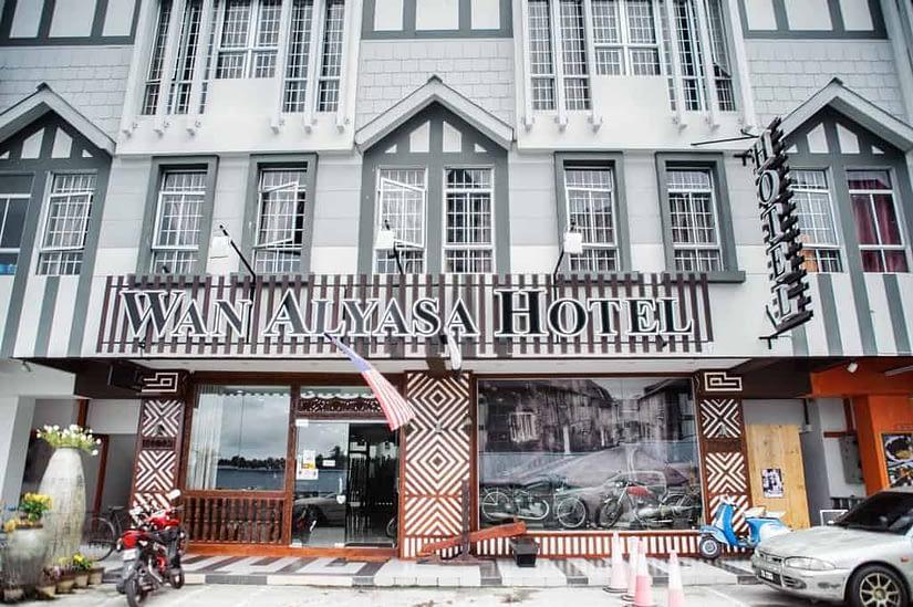 Wan Alysa Hotel