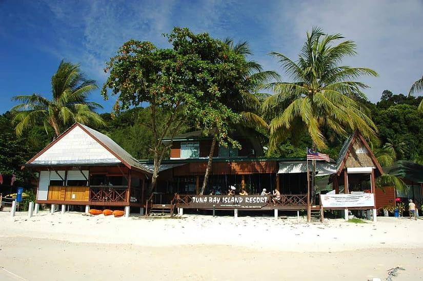 Tuna Bay Island Resort Terengganu