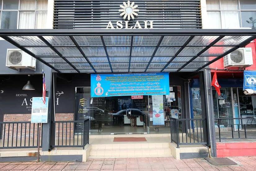 Aslah Boutique Hotel KB