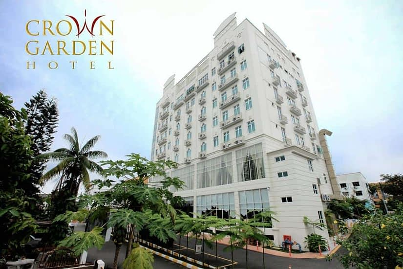 Hotel Crown Garden Kota Bharu