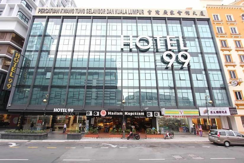 Hotel 99 Chinatown