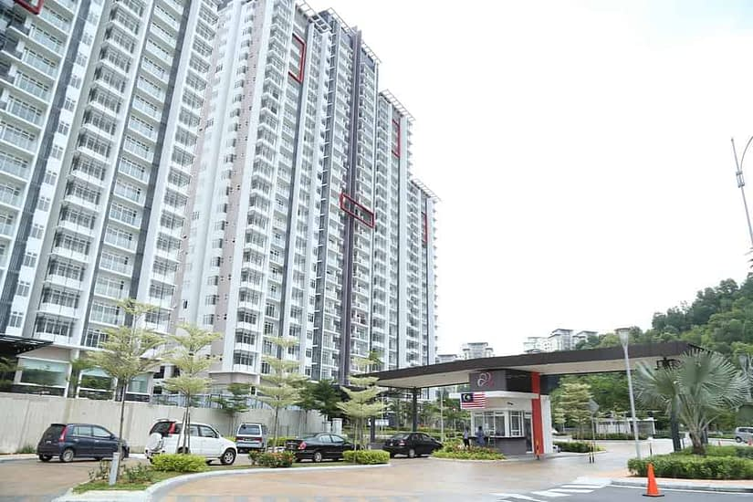 Palm Suites at Dwiputra Putrajaya