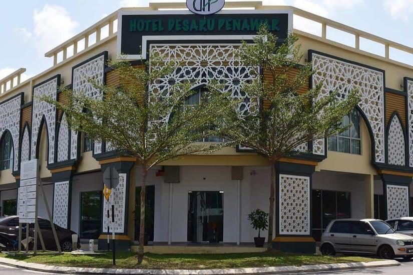 Hotel Desaru Penawar