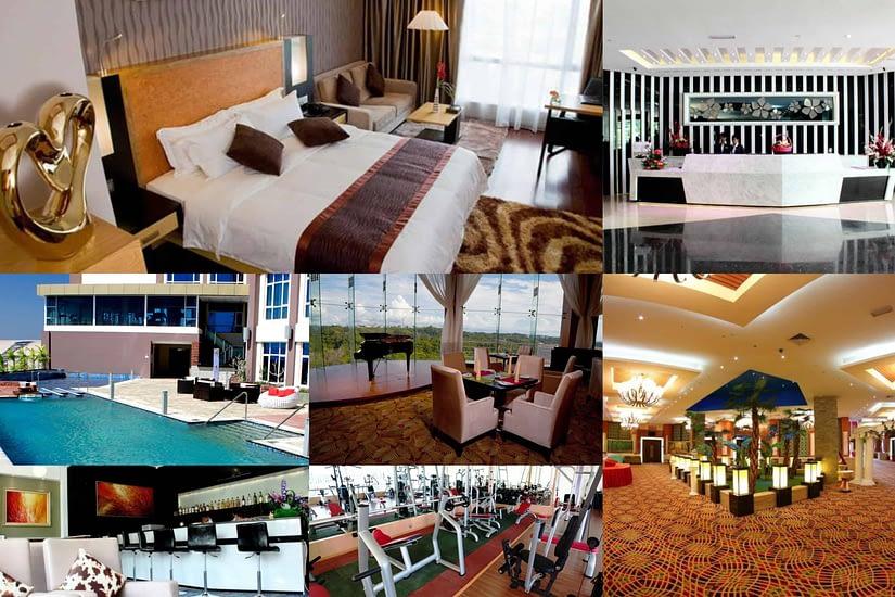23 Hotel di Miri Yang Sesuai Untuk Keluarga 14