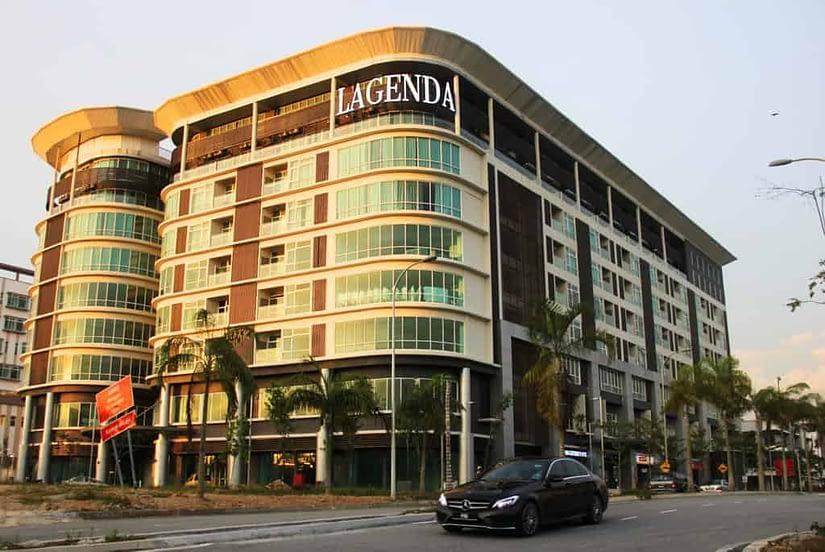 Grand Sri Lagenda Hotel
