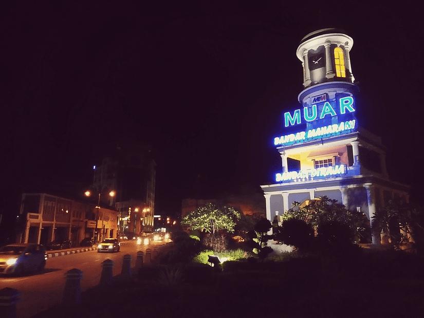 hotel di muar