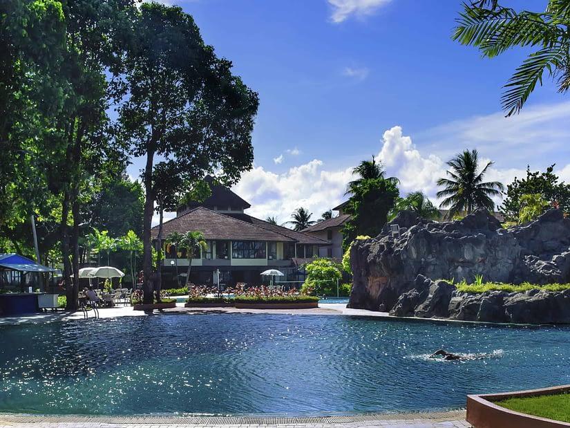 Legend Cherating Beach Resort Pahang