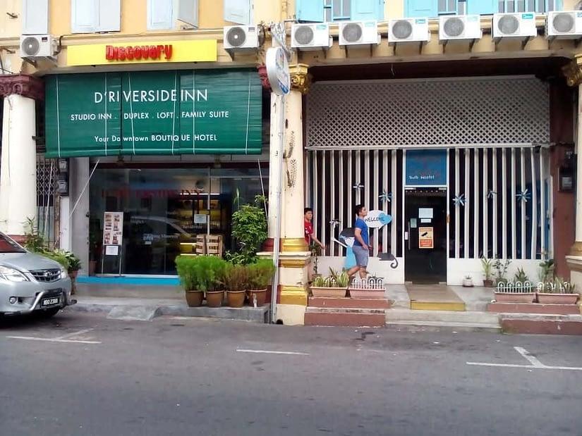 D'Riverside Inn Hotel