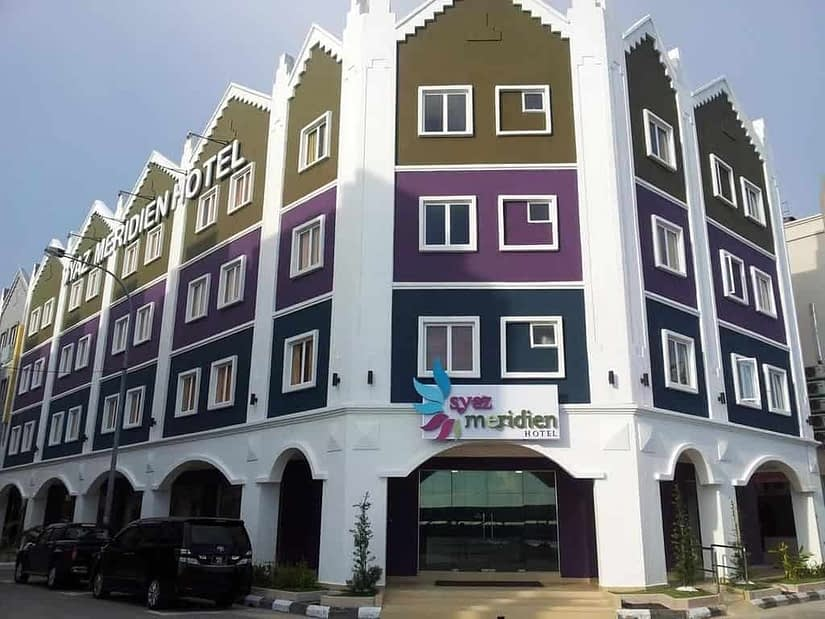 Syaz Meridian Hotel