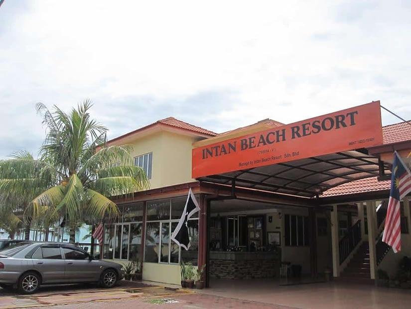 Intan Beach Resort Terengganu