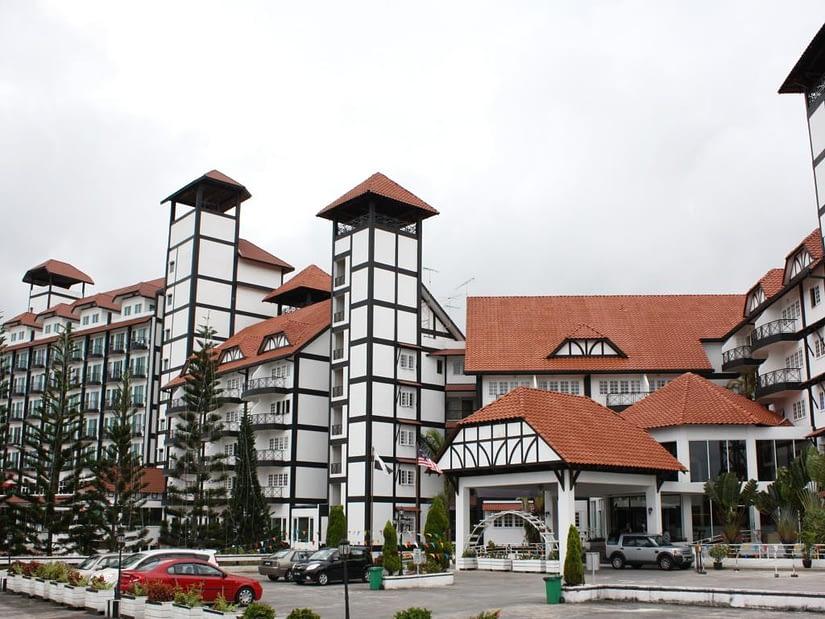 Heritage hotel Cameron highland