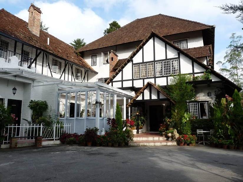 The Smokehouse Hotel