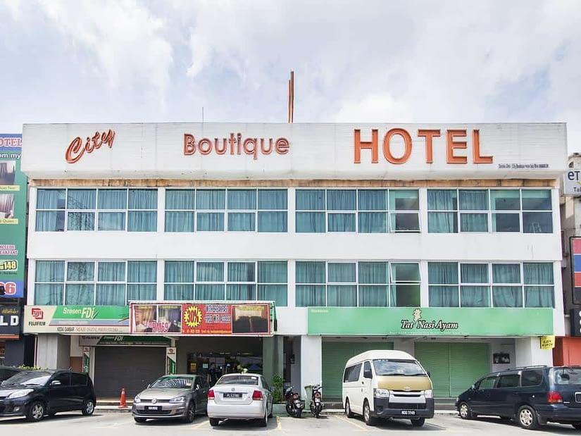 OYO 419 City Boutique Hotel