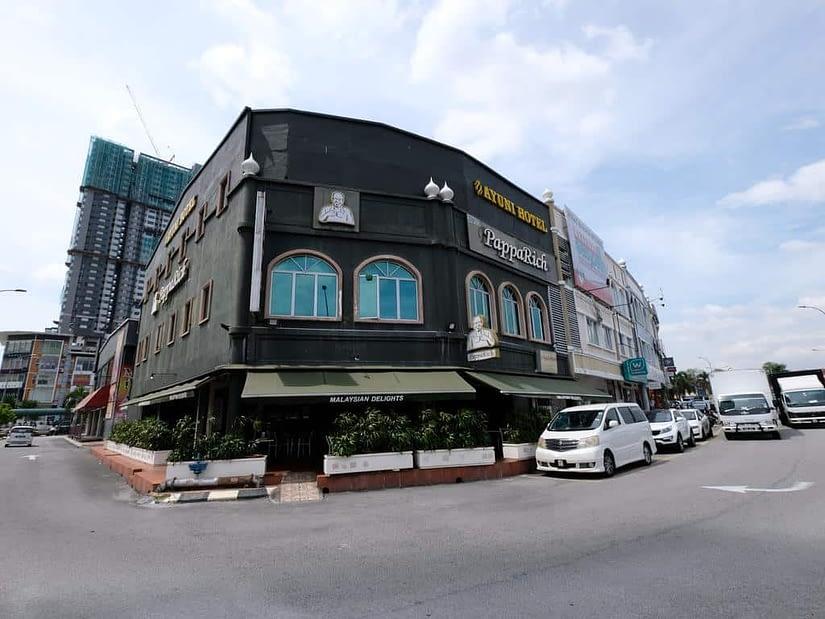 OYO 707 Ayuni Hotel