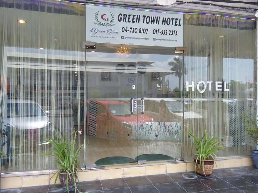 Green Town Hotel