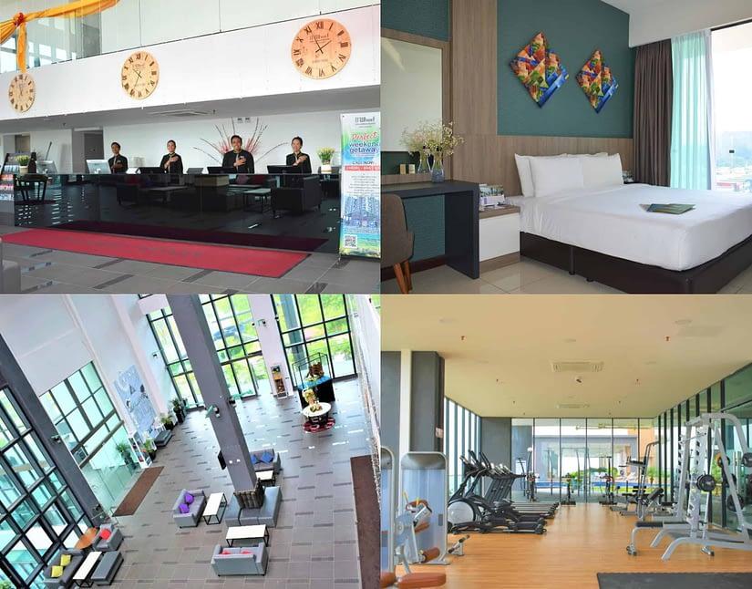 d'wharf hotel