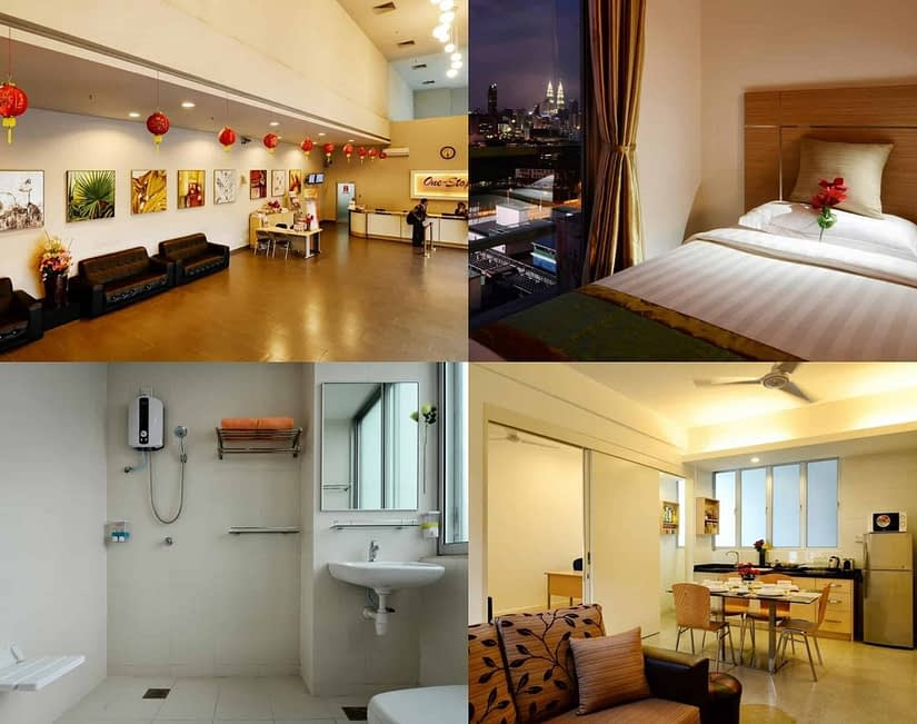 One Stop residence & Hotel