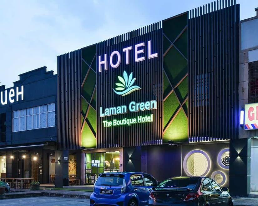 Laman Green Hotel Shah Alam