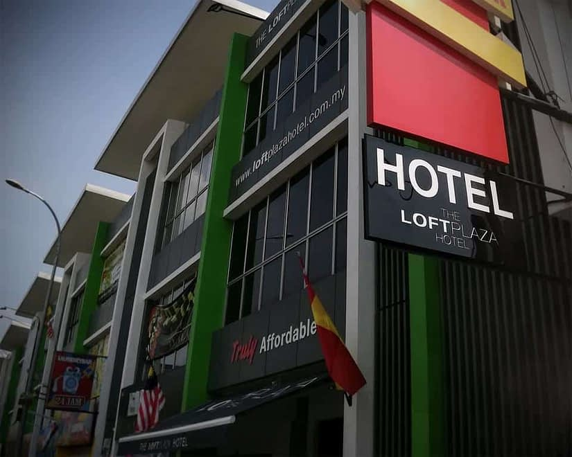 The Loft Plaza Hotel