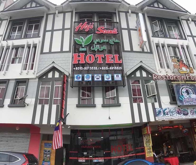 Haji Saudi Hotel